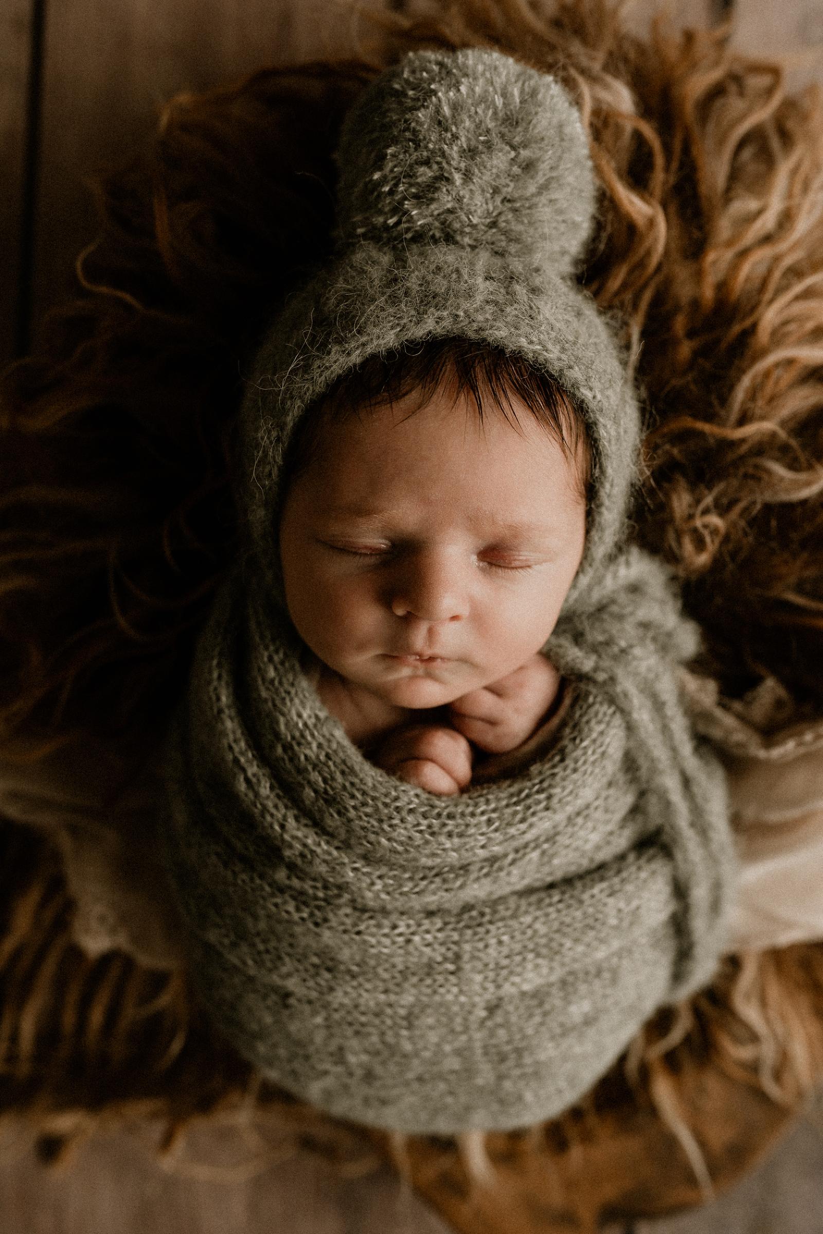 photographe nouveau né naissance confolens